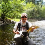 Flies for Estes Park fishing.