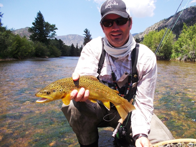 J. Pearson: Northern Colorado Fly Fishing Guide and Fly Fishing Instructor