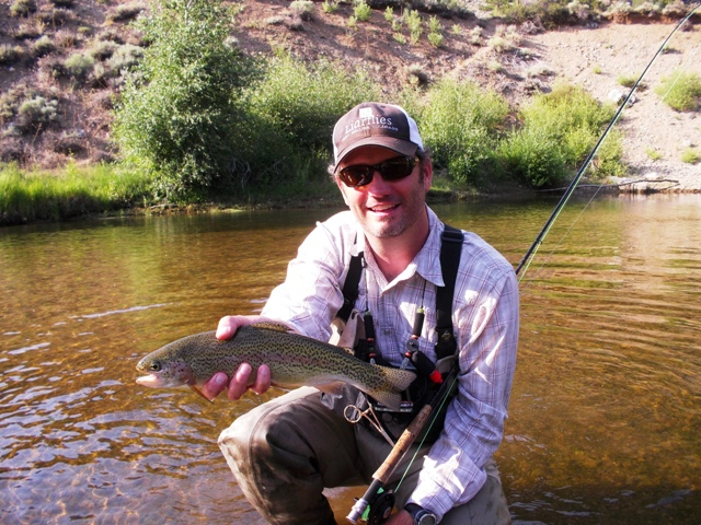 Fly Fishing Lessons in Fort Collins, Colorado