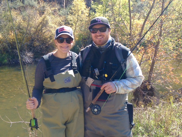 Evan Daldegan | Northern Colorado Fly Fishing Guide